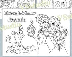 Small Picture INSIDE OUT Birthday Party coloring pages activity PDF file