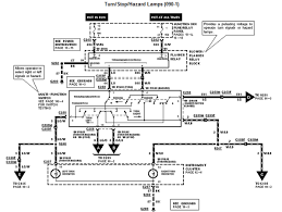 brake turn signal wiring diagram turn signal wiring diagram on 2003 f150 turn signal wiring 1997 ford f150 i need a