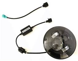 install jeep wrangler led headlights вℓα¢кℓιѕтє∂ connect the 7 inch led headlights to the anti flicker led can bus driver module box you must install these jeep wrangler led headlights the module box