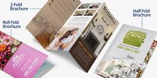 Brochures Brochure Printing