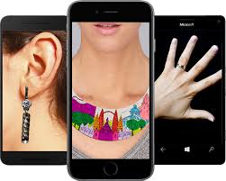 therefore tanzire is launching a mobile app that uses ar technology to virtually sculpt the jewelry onto the user so that they can judge if the look and