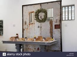 Restaurant Kitchen Door Design Restaurant Kitchen Doors Stock Photos Restaurant Kitchen