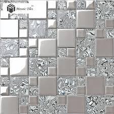 tst crystal glass tile zebra design innovation bathroom wall fireplace glass tile backsplash art