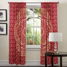 Indian Curtain Designs Pictures Mandala Indian Design Gold Ombre Curtain Buy Curtain Curtain Fabric Fabric Curtain Product On Alibaba Com