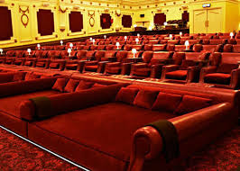 Bedroom Themed Movie Theaters