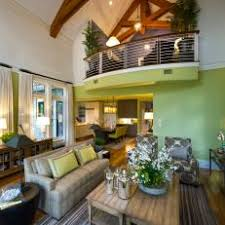 office adas features lime. lime green accent wall in great room with balcony office adas features c