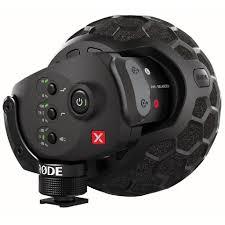 <b>Микрофон Rode Stereo VideoMic</b> X купить в интернет-магазине ...