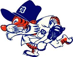 The Tigers logo is really starting to bother me... why does it do a ...