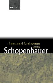 parerga and paralipomena short philosophical essays volume ii parerga and paralipomena short philosophical essays volume ii volume 2 amazon co uk arthur schopenhauer 9780199242214 books