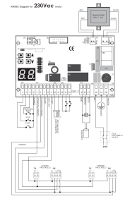 proteco q80s sliding gate control unit 230v proteco direct proteco q80s 230v motor wiring diagram