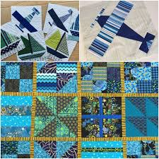 Wendy's quilts and more: Soy Amado Quilts - Giving back & Three years ago Alison started collecting 12.5