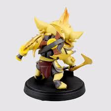 dota 2 bounty hunter mini figure games gears