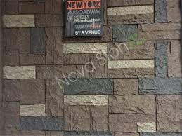 lightweight house decor decorative stone veneer stone cladding wall panels fake stone siding panels for walls