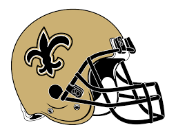 Datei:New Orleans Saints helmet rightface.svg – Wikipedia