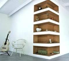 built in corner shelves large size of built in corner wall shelves ideas easy corner shelves with extra storage diy built in corner shelves
