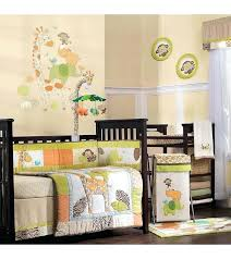 forest friends baby bedding carter s forest friends crib bedding collection designs