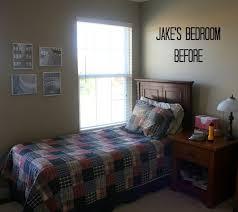 Jake's Bedroom BEFORE Makeover | hookedonhouses.net