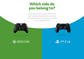 Xbox One vs PlayStation 4 - Choose Your ...