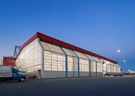 polycarbonate wall panels extech s lightwall 3440 at logan international airport