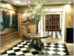 pedestal foyer table best round foyer table ideas on entry in