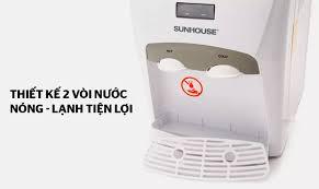Cây Nước Nóng Lạnh Sunhouse SHD9601 - Hàng chính hãng Bảo Hành 12 Tháng Cây  nước nóng lạnh mini để bàn Hàng Việt Nam chất lượng cao