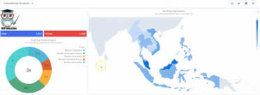Sis Charts Analysing International Student Data In Your Salesforce Sis
