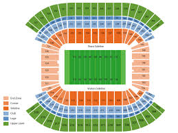 Nissan Stadium Cma Fest Seating Chart 38 All Inclusive Xolos Stadium Seating Chart