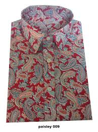 Patterned Dress Shirts Simple Mens Paisley Dress Shirts Pattern Shirt Custom Made Men Floral Dress