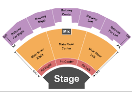 Brown County Music Center Seating Chart Nashville