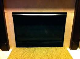 gas fireplace draft cold complete insulation stopper direct vent why is