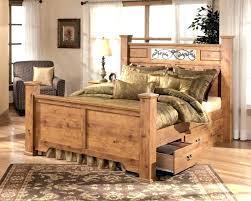 log cabin bed frame – hoaphalebacninh.info