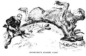 almanac of theodore roosevelt coal strike political cartoons click for full size cartoon