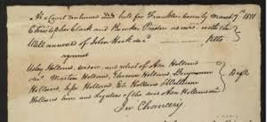 Asa Holland (abt.1740-bef.1801) | WikiTree FREE Family Tree