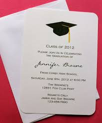 sample graduation invitations graduation invitation card sample vertabox com