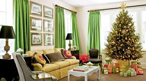 Our Favorite Living Rooms Decorated For Christmas Southern Living Classy Living Room Decorated