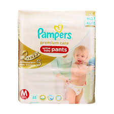 Image result for pampers premium care active baby