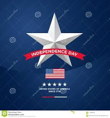 4th Of July United Stated Independence Day Greeting Fourth Of July