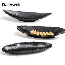 Modern Design Plates Japanese Unbreakable Modern Design Cuisine Dinnerware