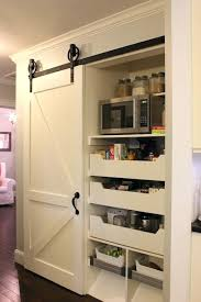 barn door pantry kitchen pantry with sliding barn door barn door on kitchen pantry