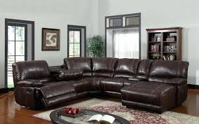 oversized sectional sofas with recliners leather sectional sofas be equipped wrap around couch with recliners be
