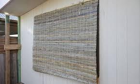 bamboo matchstick blinds nz