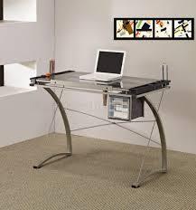 home office glass desks. glass and metal desk cocinacentralco intended for u2013 ashley furniture home office desks e