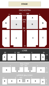 Tower Theater Upper Darby Pa Seating Chart Stage