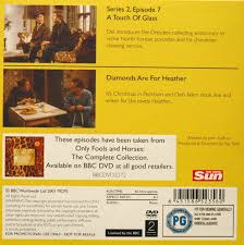 dvd only fools and horses series 2 episode 7 a touch of glass