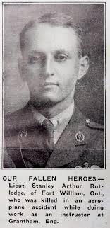 Stanley Arthur Rutledge - The Canadian Virtual War Memorial ...