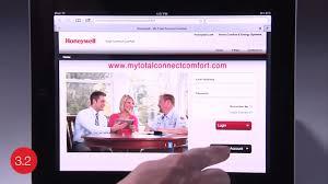 wi fi smart thermostat rth9580wf honeywell wifi smart thermostat voice control rth9590wf
