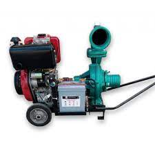 REMA RDP440 4X4 10.0 HP YÜKSEK BASINÇLI DİZEL SU MOTORU MARŞLI ŞASELİ | Su  Pompaları | REMA Tarim