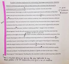 ad analysis essay essays on place a copy of your ad analysis essay in the right hand pocket of each