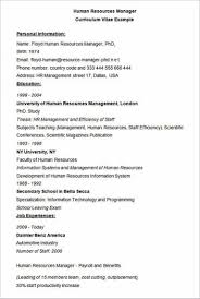 resume for human resources manager ultimate guide to writing your human resources resume cv sample