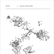 Product info furthermore stihl ms 192 tc chainsaw parts diagram as well volvo d13 engine diagram